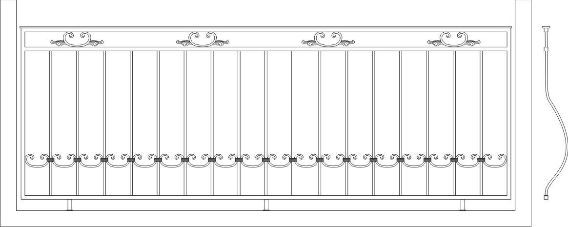 Кованые балконы навков - навесы из поликарбоната и художеств.